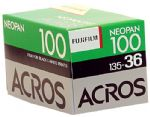 Fuji Black & White Camera Film